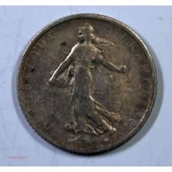 France - Semeuse, 1 Franc 1903 argent