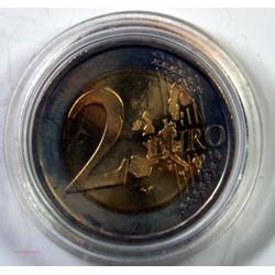 EURO COMMEMORATIVE - FINLANDE 2 EURO 2004 sous capsule