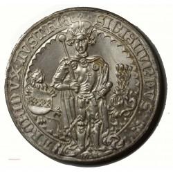 Austriche - thaler Habsburg 1486/1953 argent fdc 31.60g