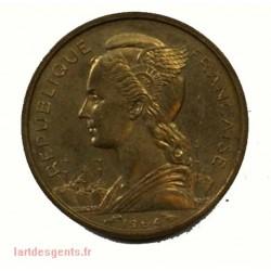 Archipel des Comores - Essai 10 francs 1964