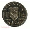 REUNION - ESSAI 100 Francs 1964