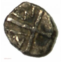 Monnaie Gaulle - 1/4 d'obole de Marseille, 6.9 mm