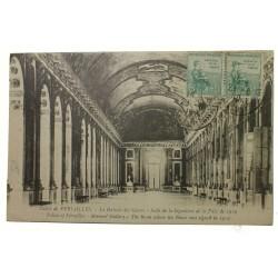 CPA - Palais de Versailles avec 2x n° 149 ORPHELIN 5c+5c