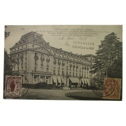 CPA - Congrès de de la Paix Versailles 28-06-1919