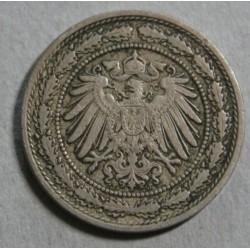 Allemagne - 20 pfennig 1892