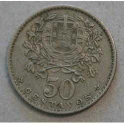PORTUGAL - 50 CENTAVOS 1929 RARE