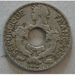 INDOCHINE Française - 5 Cent. 1937