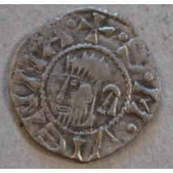 FEODALE Dauphiné - Denier de vienne 1200-1250