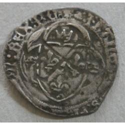 ROYALE FRANCE - Blanc à la couronne François Ier 1515