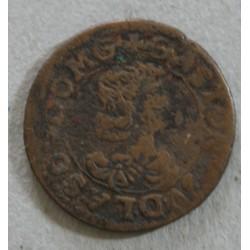 FEODALE Dombes -Double tournois Gaston 1643