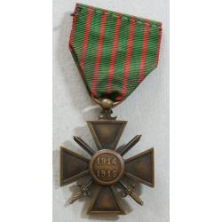 Décoration Militaire - 1914-1915 Palme et étoile