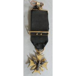 Médaille Décoration Ordre du St Esprit avec colombe