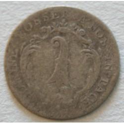 SUISSE - 3 Batzen 1764 République de BÂLE BASILEENSIS