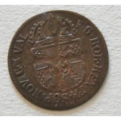 SUISSE - 1/2 KREUZER SOLODORENSIS Solothurn 1795