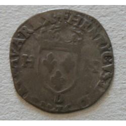 ROYALE LYON - Henri IV, douzain aux 2 H 1595