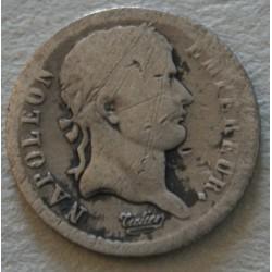 NAPOLEON Ier - demi Franc 1808 D LYON