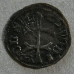 Féodale - denier SIGISMOND Ier du Luxembourg (Hongrie) 1387-1389