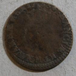 Louis XVI - 1/2 sol 1783 M Toulouse