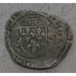 ROYALE Marseille - Blanc à la couronne François Ier 1515