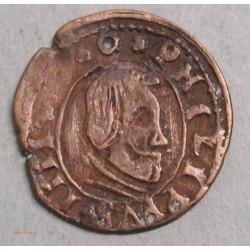 ESPAGNE Barcelone - 3x ardite Philip IV