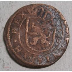 ESPAGNE Felipe IV, 8 maravédis 1626 segovia XII