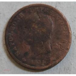 ITALIE lot: soldo 1813 M et 2 soldi Piemonte