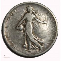 SEMEUSE - 1 Franc 1903 TB cote 180€
