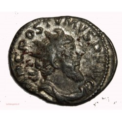ROMAINE - antoninien Postume 261 ap. JC, Trèves RIC 54