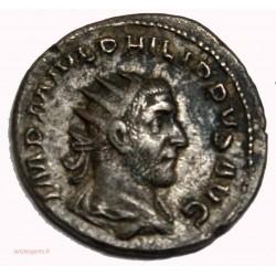 ROMAINE - antoninien Philippe l'arabe 246 Ap. JC Ric 31 Félicitas