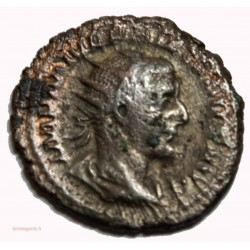 ROMAINE - antoninien Philippe l'arabe 244 Ap. JC Ric 51 poids lourd