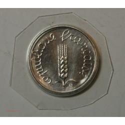 Type épi - 1 centime 1981 FLEUR DE COIN