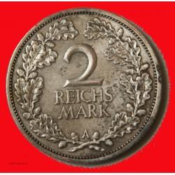 Allemagne - 2 MARK 1926 A