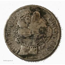 CERES - Curiosité sur une 50 centimes (voir photos)