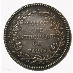 JETON Franc-Maçon Grand Orient de France 1781