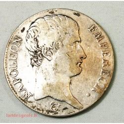 France - Ecu de 5 Francs Napoléon Ier AN 13 A