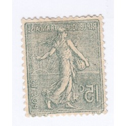 TIMBRE TYPE SEMEUSE N° 130h ANNEE 1903  NEUF** Cote 54 Euros