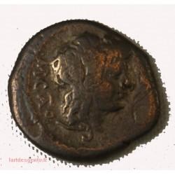 République Romaine Quinaire PORTIA P.CATO 89 AV JC