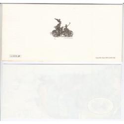 BLOC SOUVENIR GORDON BENNETT N°4 NEUF**  COTE 110 Euros - L'ART DES GENTS