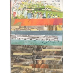 LOT DE 28 BLOCS SOUVENIRS ANNEE 2004 à 2010 NEUFS** COTE 297 Euros - L'ART DES GENTS