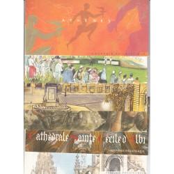 LOT DE 12 BLOCS SOUVENIRS ANNEE 2004 à 2010 NEUFS** - L'ART DES GENTS