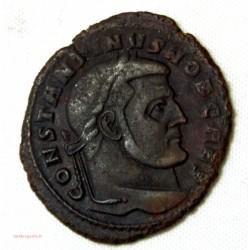 ROMAINE - Follis CONSTANTIN Ier Carthage 307 ap JC. RIC.61