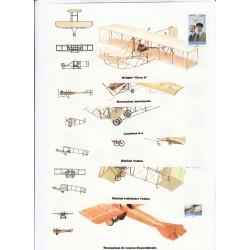 LOT 16 FEUILLETS SOUVENIRS N°13 à N°74  ANNEE 2006 à 2012  NEUFS**  COTE 209 Euros - L'ART DES GENTS