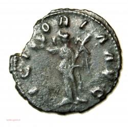 ROMAINE - Antoninien Claude II le Gothique 268-70 ap JC.