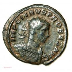 ROMAINE - Aurelianus Probus siscia 279 ap JC RIC.768