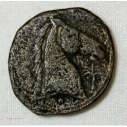 GREC - Shekel Carthage 300-264 avant Jésus Christ
