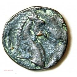 GREC - unité de bronze 350-320 avant Jésus Christ