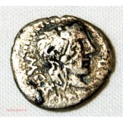 République Romaine Quinaire PORTIA 47-46 AV JC (Utique)
