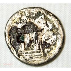 ROMAINE - denier NERON (vespa) 65-66 AP JC (fourrée)
