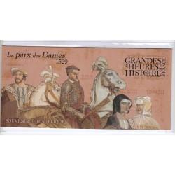 BLOC SOUVENIR les grandes heures de l'histoire de France 2019 NEUF** Dans blister L'ART DES GENTS