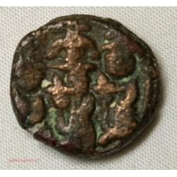 BYZANTINE - HÉRACLIUS, HÉRACLIUS CONSTANTIN et HÉRACLONAS Dodecanummium